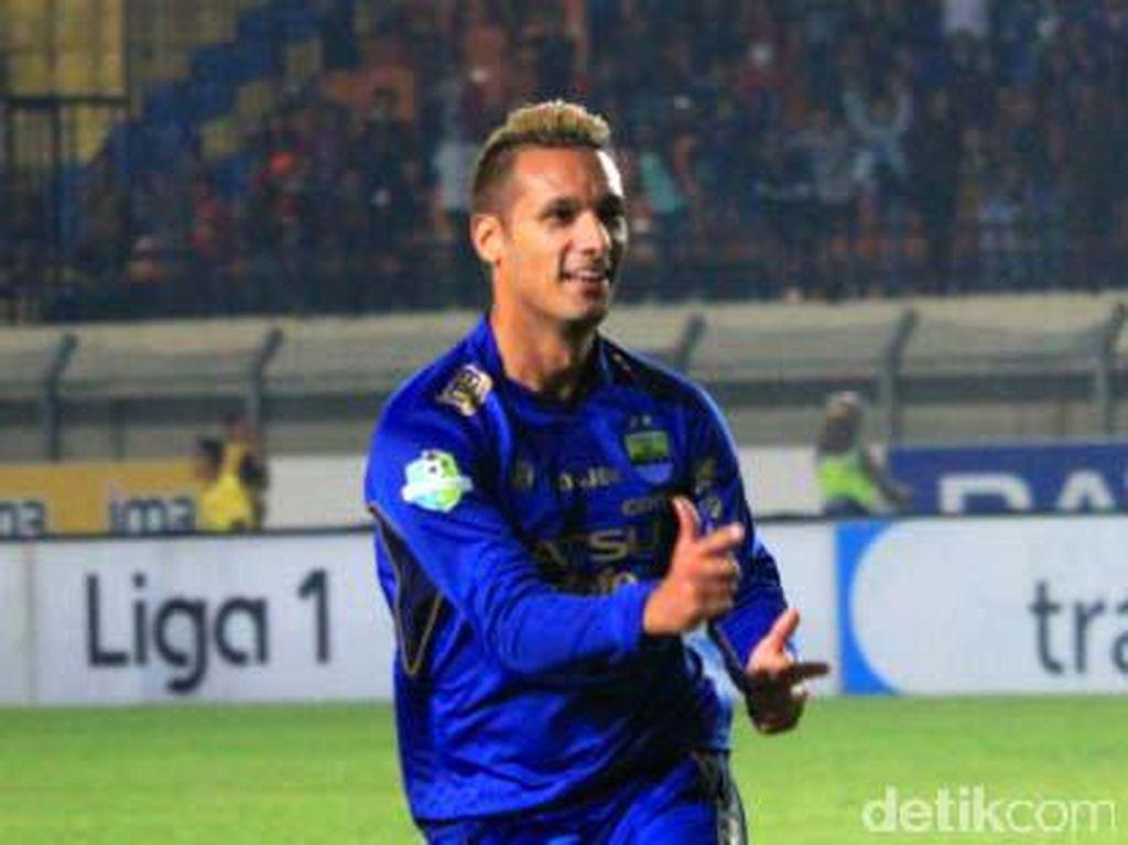 Jelang Lawan Arema FC, Maitimo Tegaskan Hatinya Kini untuk Persib