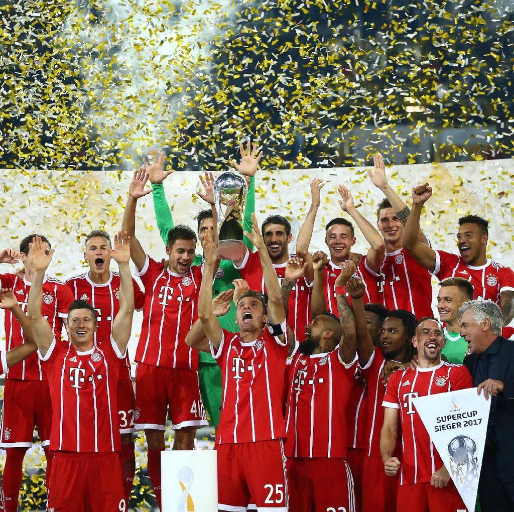 Mesin Bayern Memang Belum Panas