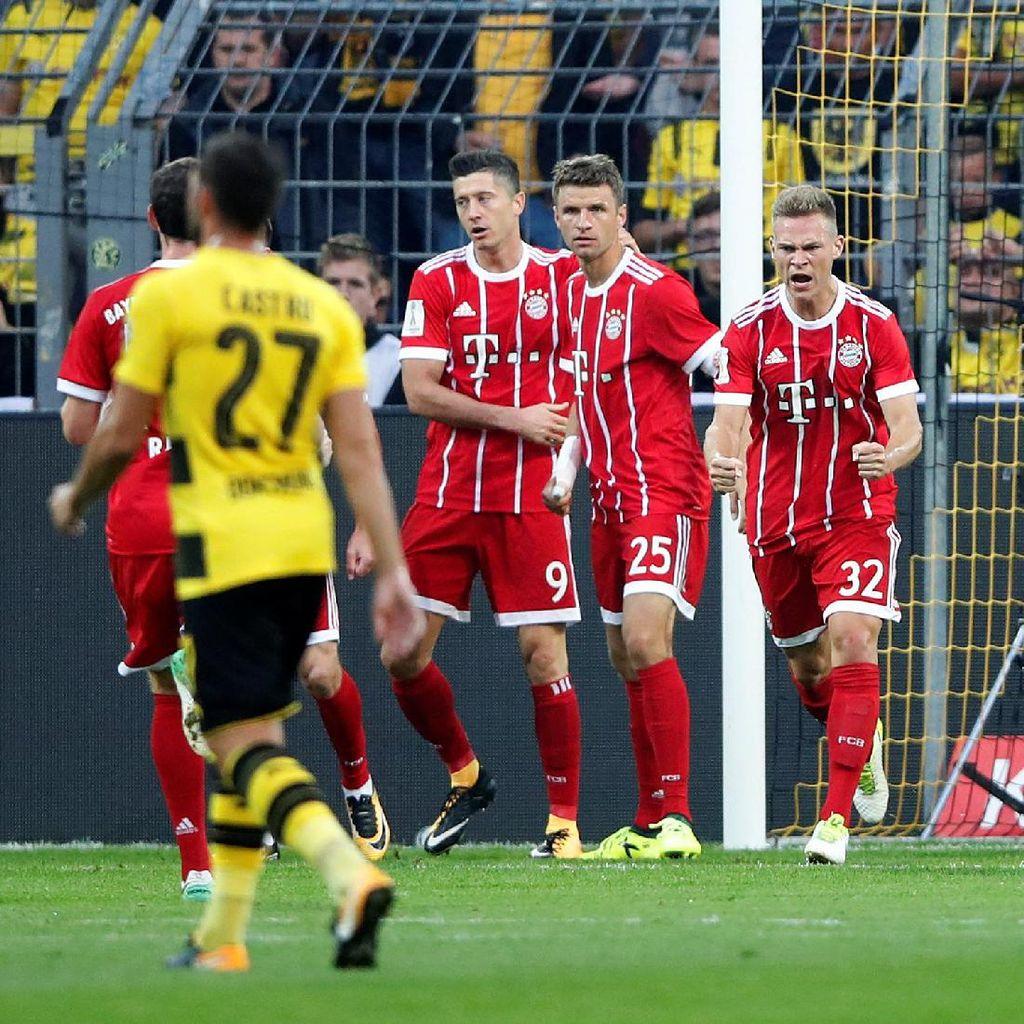 Kemenangan yang Diperlukan Bayern