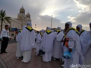 Hari ini 3 Jemaah Indonesia Meninggal di Tanah Suci, Total Jadi 20