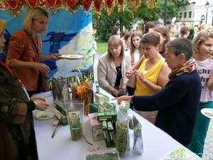 Khasiatnya Mendunia, Teh dan Pia Kelor Diminati Warga Rusia