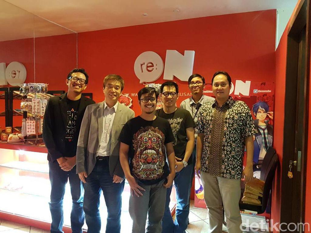Komik Kolaborasi Indonesia-Jepang Rilis di Popcon Asia 2017