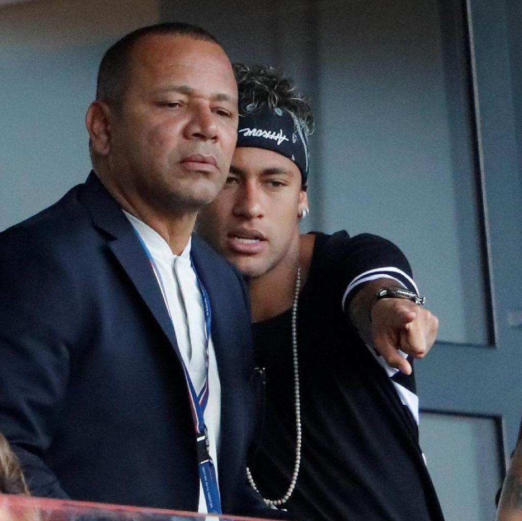 Neymar Tak Ingin Menggantikan Messi di Barca