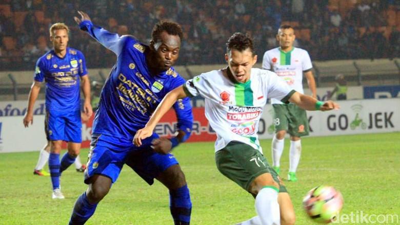 Persib Akhiri Puasa Kemenangan usai Cukur PS TNI 3-1