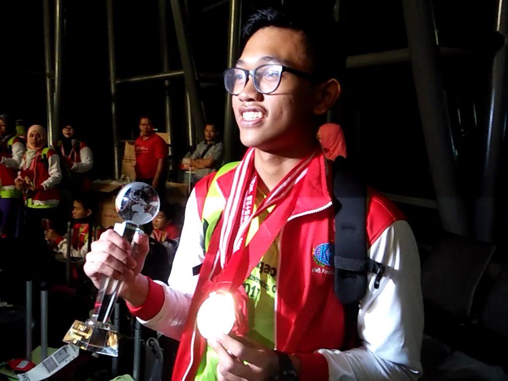 Cerita Putra Kapolda Metro yang Raih Grand Champion di IMSC 2017