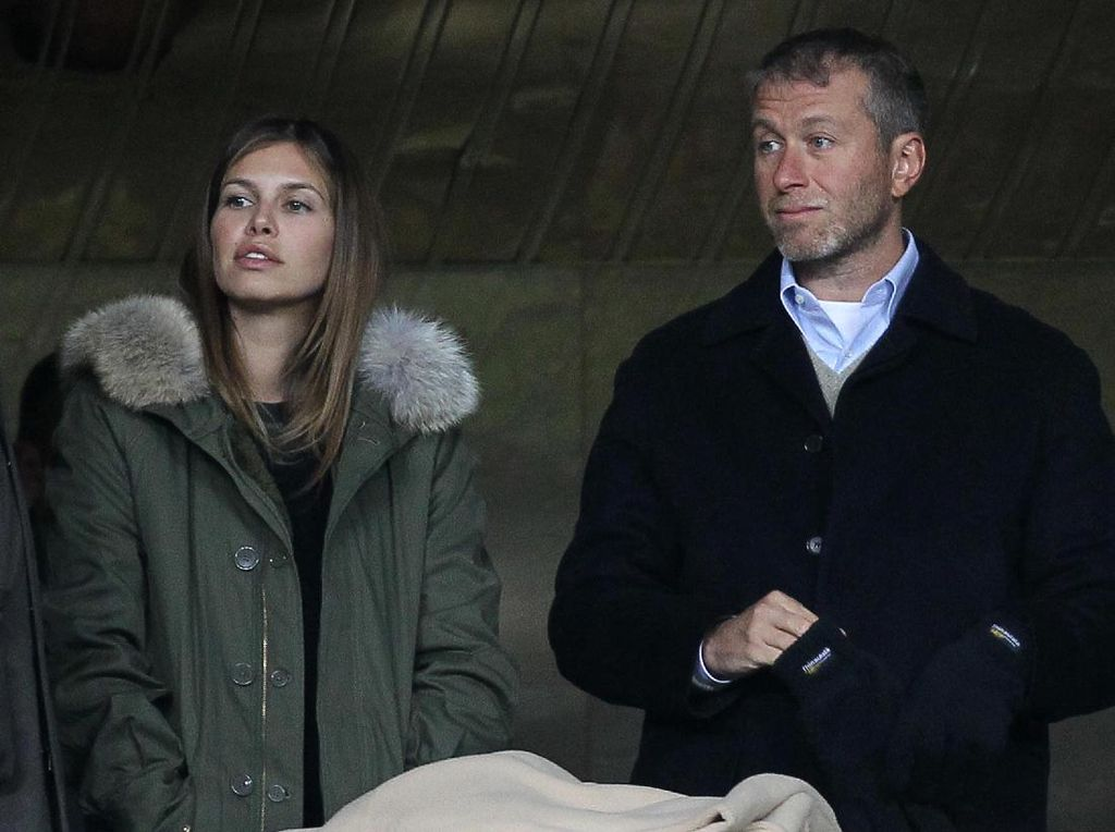 Roman Abramovich Bercerai dengan Istri Ketiganya