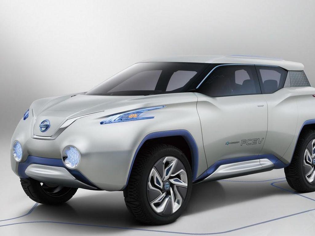 Mobil listrik Ini Bernama Nissan Terra