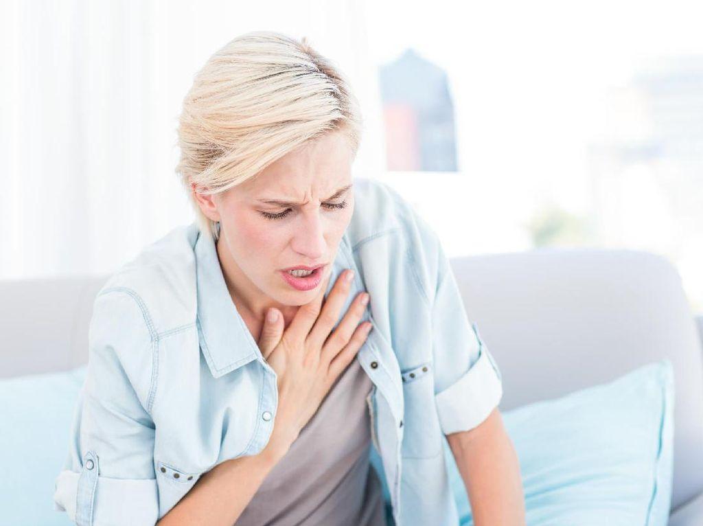 Ketahui Tanda Serangan Jantung, Jangan Malah Dikerok