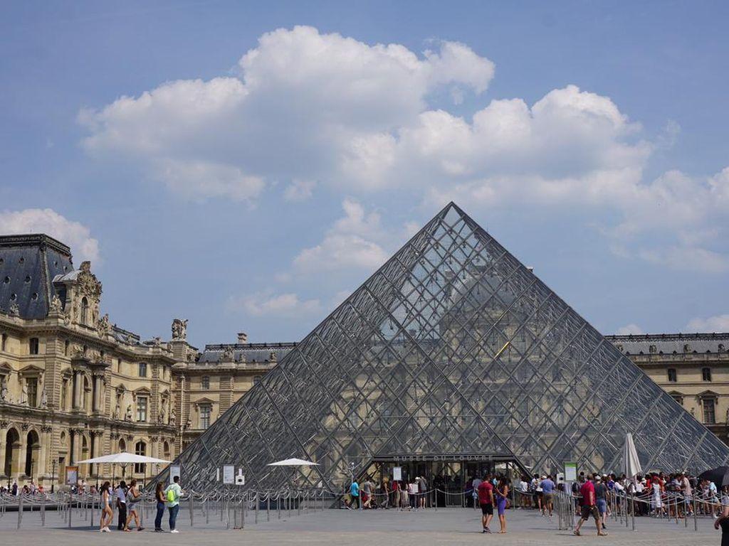 Liburan Sehari di Paris, Ini Itinerarinya