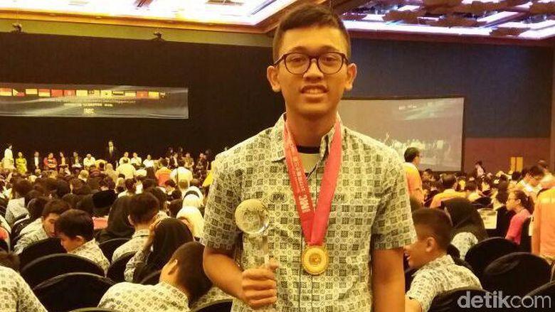 Putra Kapolda Metro Raih Grand Champion di Lomba Matematika