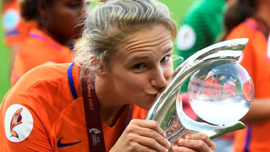 Timnas Putri Belanda Juara Piala Eropa 2017