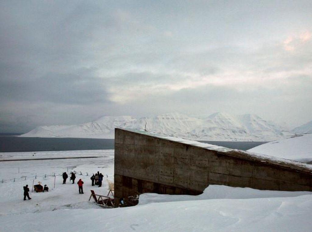 Foto: Jika Bumi Hancur, Ini Tempat Memulai Kehidupan Kembali