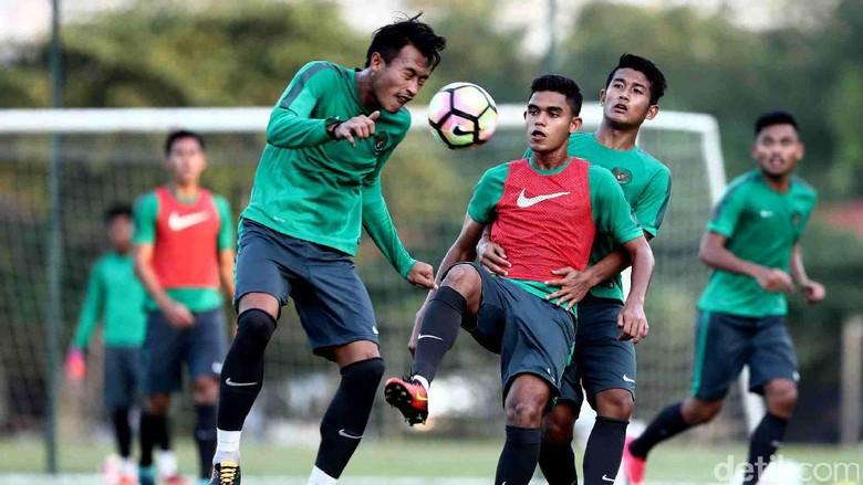 Timnas U-22 Siapkan Serangan-Serangan Cepat untuk Thailand