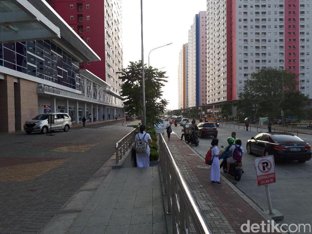 Penghuni Keluhkan Aturan Parkir Baru di Apartemen Green Pramuka