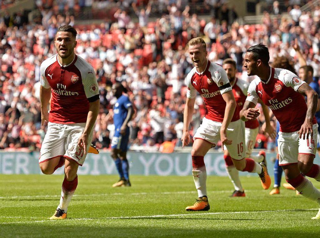 Kolasinac dan Julukan The Tank dari Suporter Arsenal