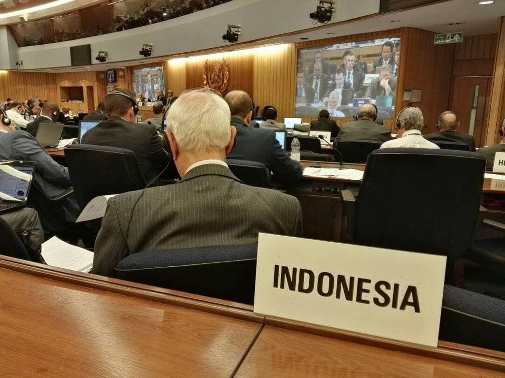 Indonesia Kembali Terpilih Jadi Anggota IMO Periode 2018-2019
