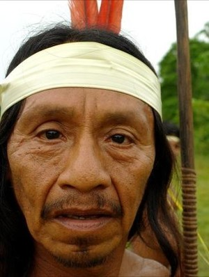 Foto: Suku Paling Berbahaya di Pedalaman Amazon