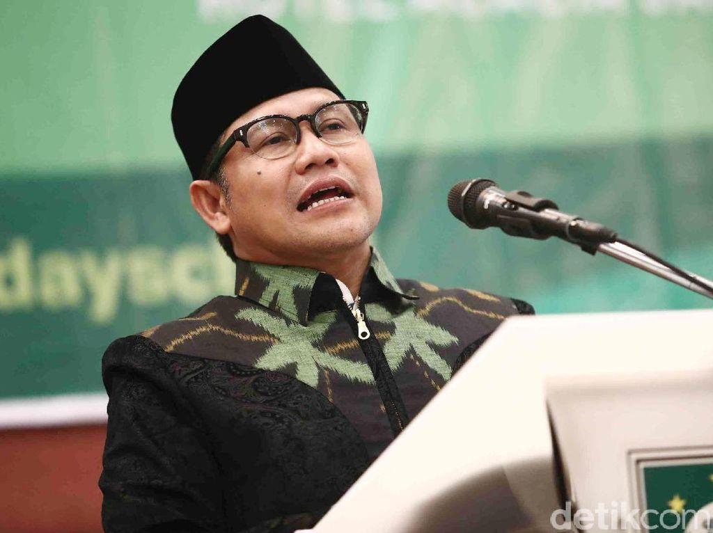 Cak Imin, Satu Lagi Ketum Parpol di Pimpinan MPR