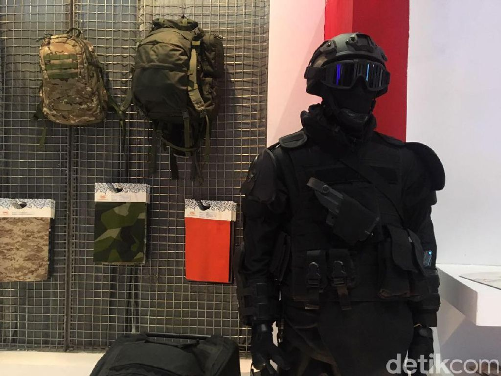 31 Negara Dunia Pakai Seragam Militer Made In Sukoharjo