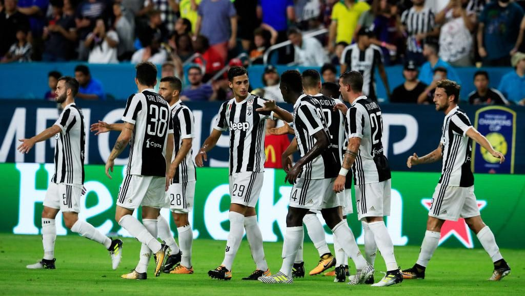 Juventus Masih Dijagokan Juara Serie A