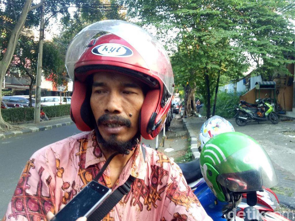 Driver Ojek Sangkin Cerita Momen Sebelum Dihipnotis hingga Motor Raib