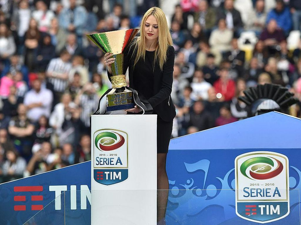 Liga Italia: Empat Besar Terkunci, Scudetto Masih Sengit Sekali