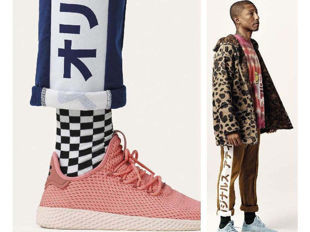 Sneakers Lovers, Stan Smith Adidas x Pharrell Williams Dirilis 10 Agustus!