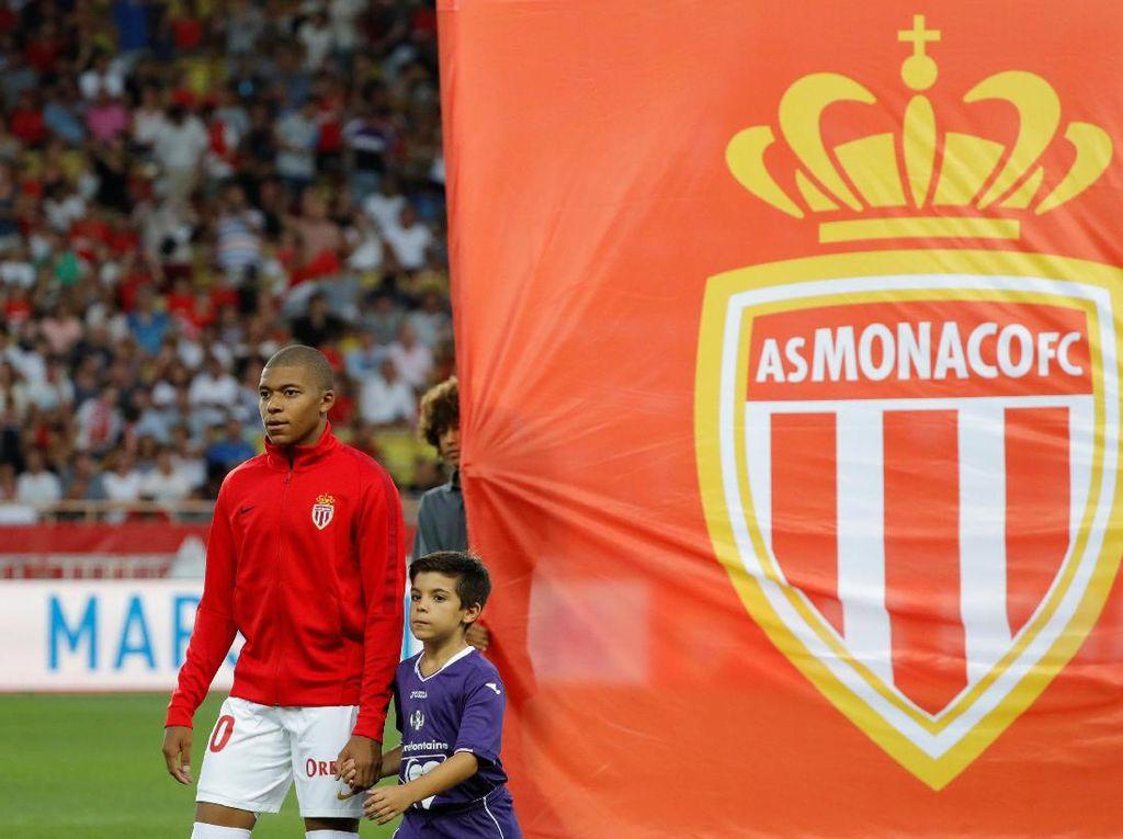 PSG-Monaco Dikabarkan Sepakati Transfer Mbappe