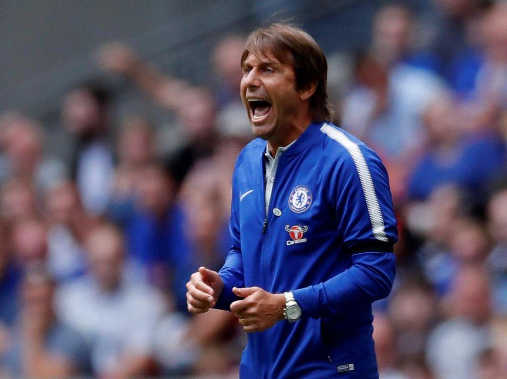 Chelsea Tak Aktif Belanja, Conte Kesal?
