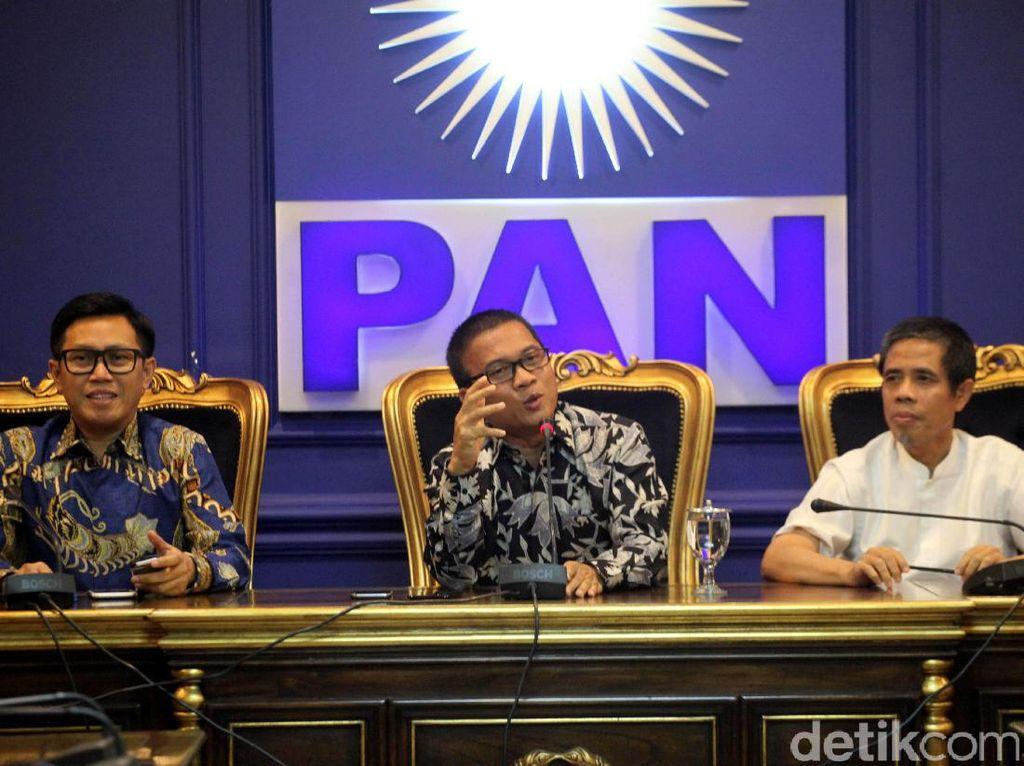Persiapan PAN Jelang Rakernas di Bandung