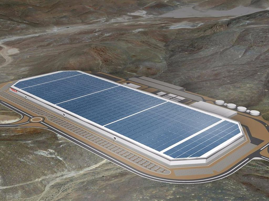 China dan Korsel Bangun Pabrik Baterai di RI, Mulai Produksi 2023