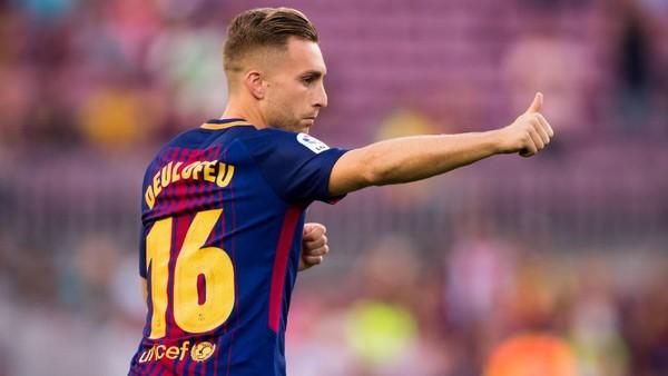 Deulofeu: Gelar Juara La Liga Itu Punyaku Juga, Kan, Barca?