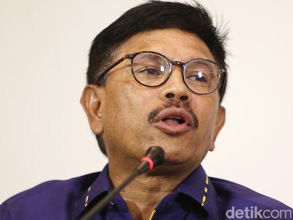 NasDem: Adakah yang Ragukan Kesehatan Prabowo?