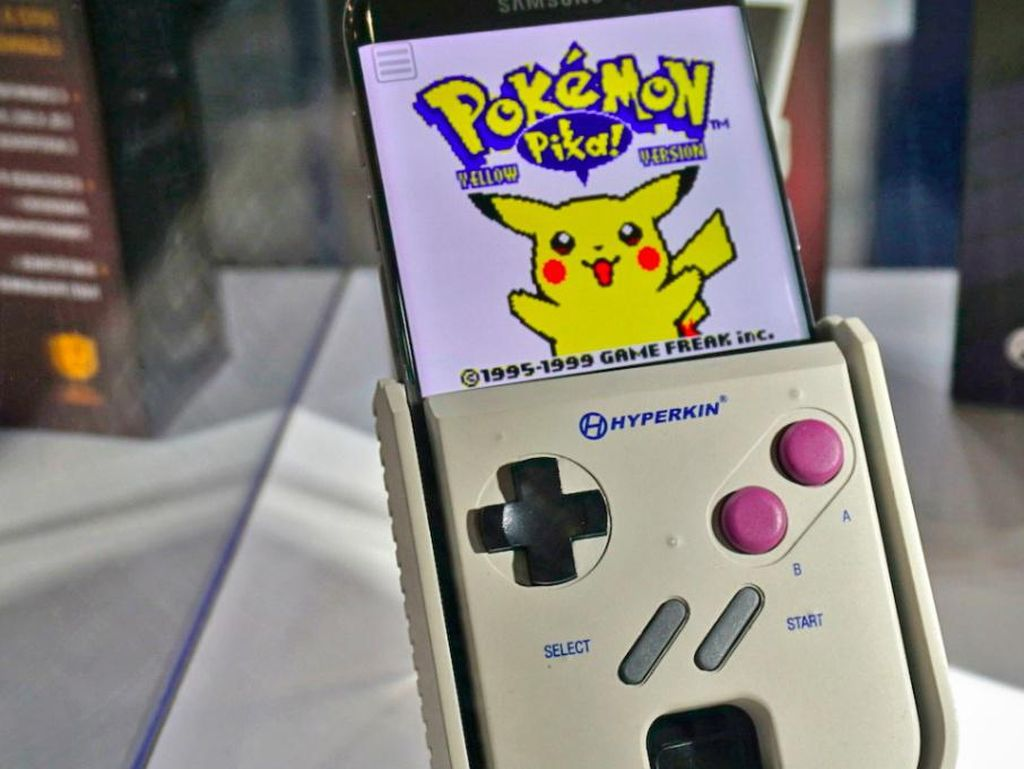 Menyulap Ponsel Android Jadi Game Boy