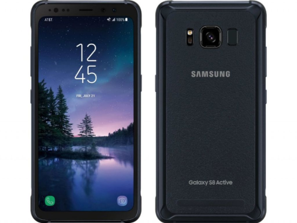 Ini Dia Galaxy S8 Edisi Tahan Banting