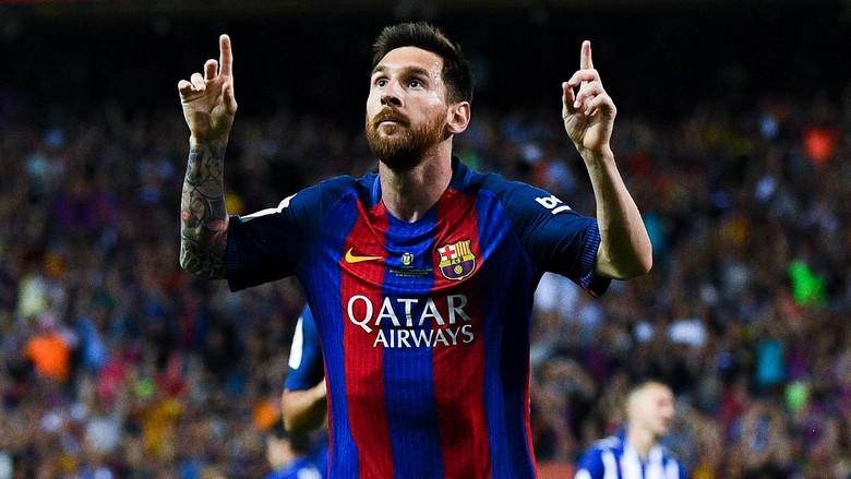 Statistik: Messi Pemain Terbaik Sepanjang Sejarah La Liga, Ronaldo Nomor 17