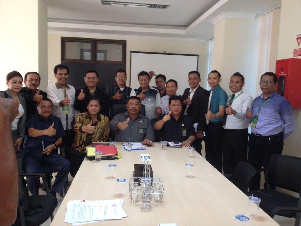 Sampaikan Aspirasi, Federasi Advokat Audiensi dengan KPN Surabaya