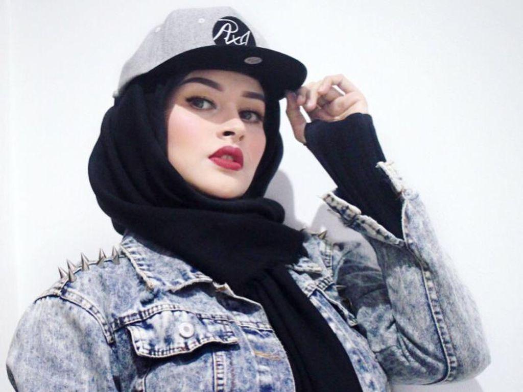 Foto: Ini Angel, Hijabers Cantik yang Disebut Wonder Woman Indonesia