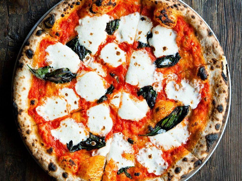 Bikin Lapar! Pizza Paling Enak di Dunia Ada di 14 Kota Ini