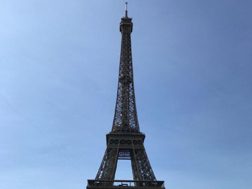 Foto: Walau Punya Waktu Singkat, Jalan-jalan ke Paris Tetap Seru