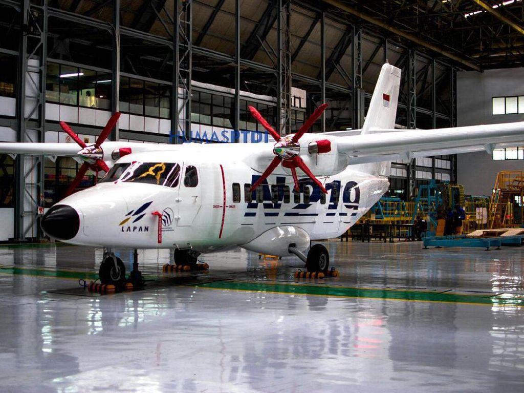 Setelah Diproduksi Massal, Berapa Harga Pesawat N219?