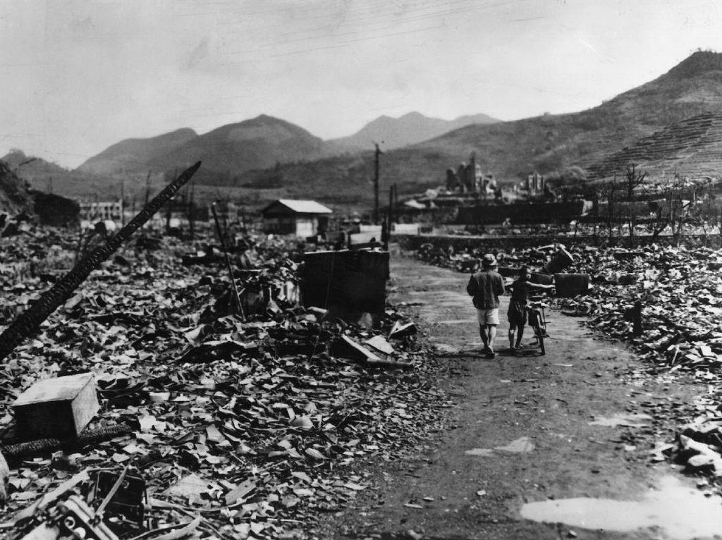 Nagasaki Peringati 76 Tahun Tragedi Bom, Jepang Serukan Larangan Nuklir