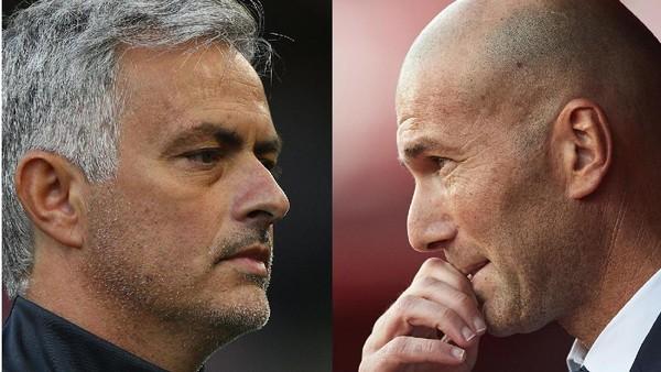 Beda Zidane dan Mourinho Menurut Marcelo