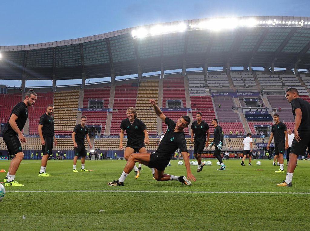 Madrid vs MU: Bersiap Menjadi Tim Terbaik di Eropa
