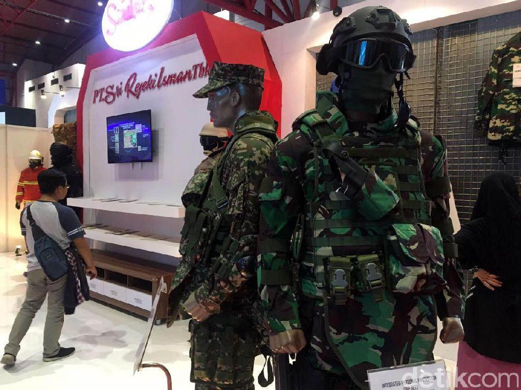 Ini Dia Seragam Militer Buatan Sukoharjo yang Mendunia