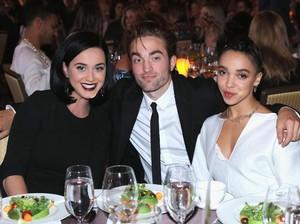Kencan dengan Katy Perry, Asmara Robert Pattinson dan FKA Twigs Mendingin