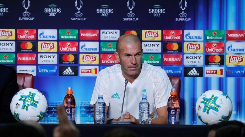 Mourinho Goda Bale, Ini Tanggapan Zidane