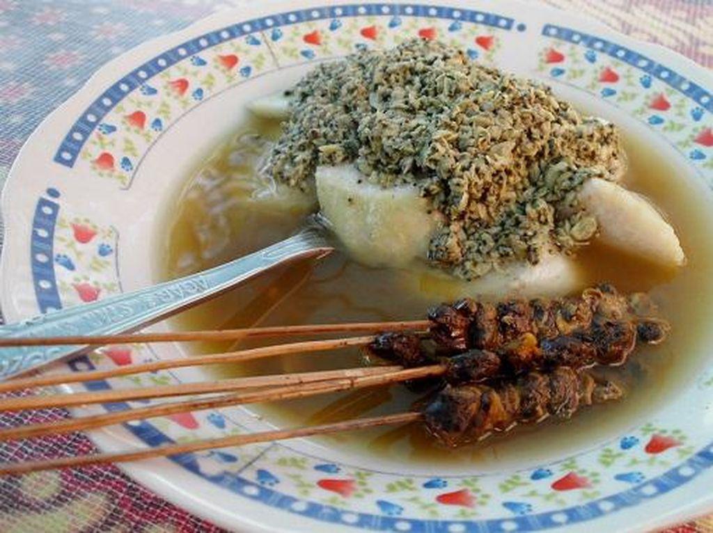Jajan Lontong Kupang, Kerang Kecil Favorit Warga Jawa Timur