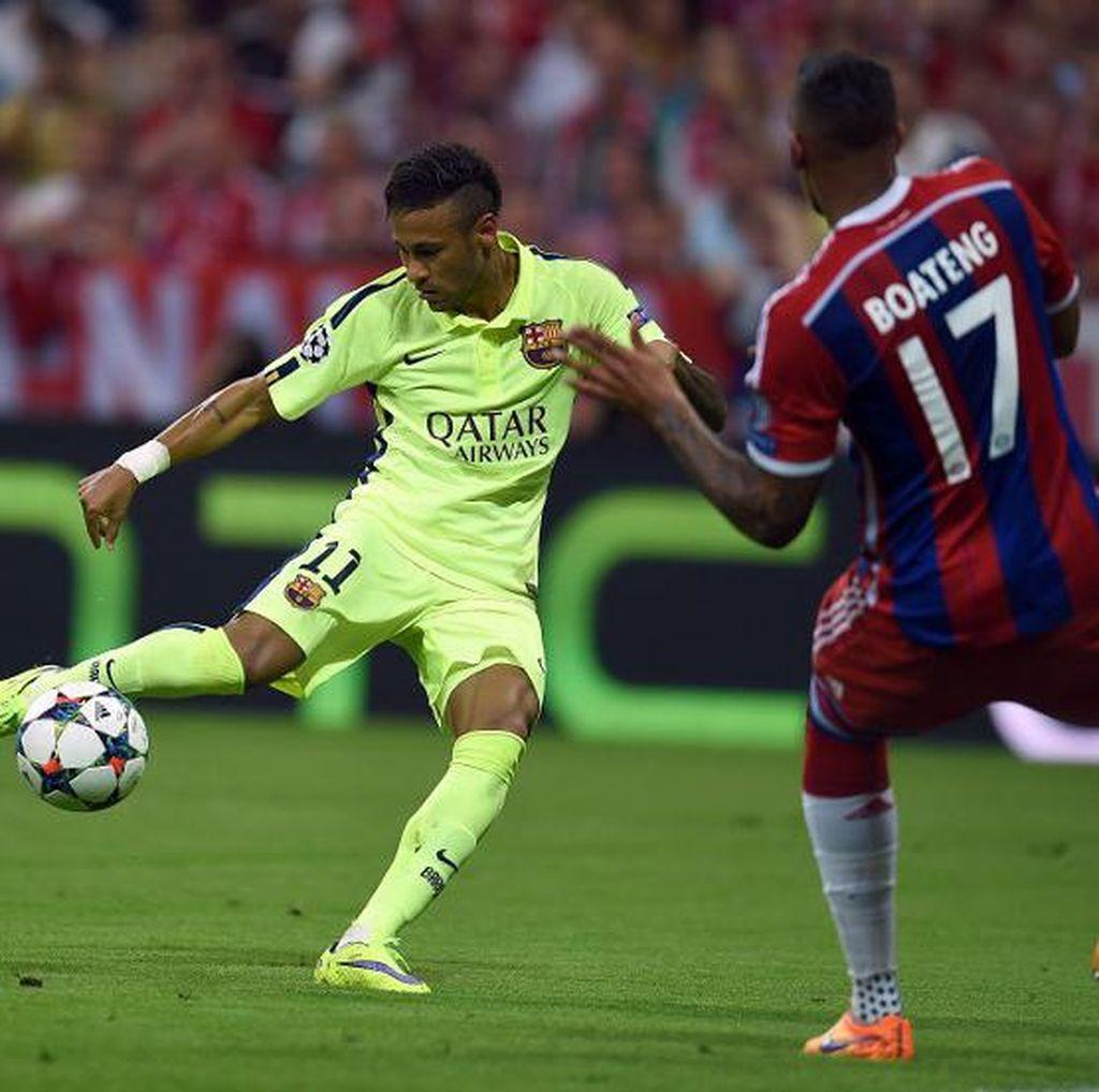 Transfer Neymar Bukti Bayern Tertinggal dari Rival-Rivalnya di Eropa