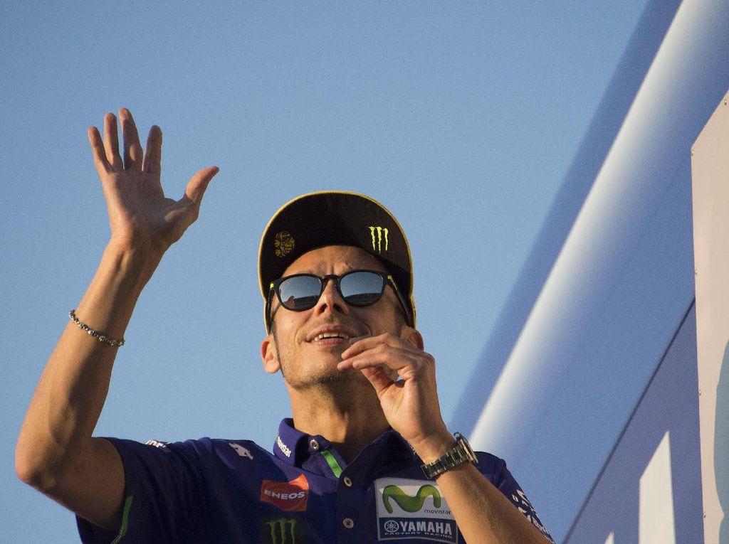 Rossi Gembira dengan Hasil Tes di Brno